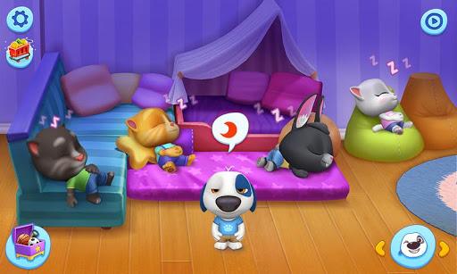 My Talking Tom Friends screenshot 2