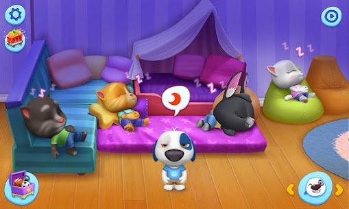My Talking Tom Friends 2