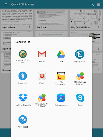 APK MANIA™ Full » Quick PDF Scanner Pro v5 2 715 APK