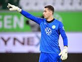 Bundesliga : Nouvelle clean-sheet pour Casteels qui intègre le podium avec Wolfsburg