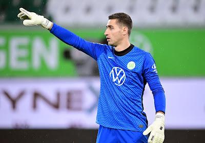 Bundesliga : Wolfsburg et Casteels assurent leur ticket pour la Ligue des Champions