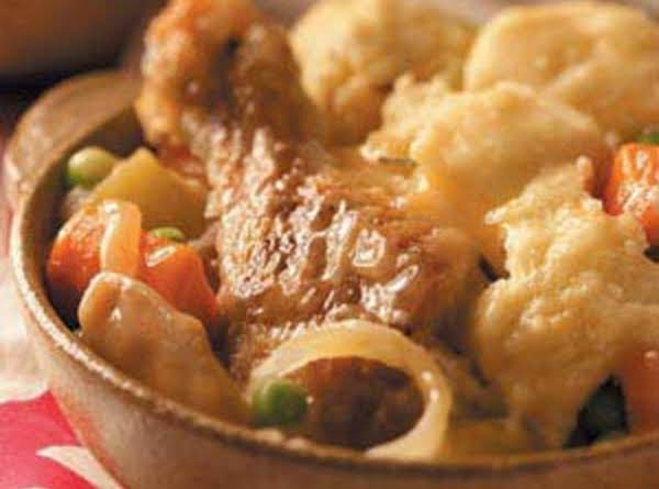Sunday Chicken Stew Recipe