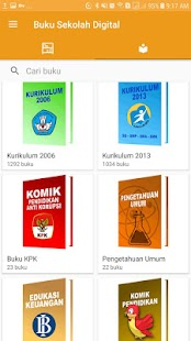 Buku Sekolah Digital- screenshot thumbnail