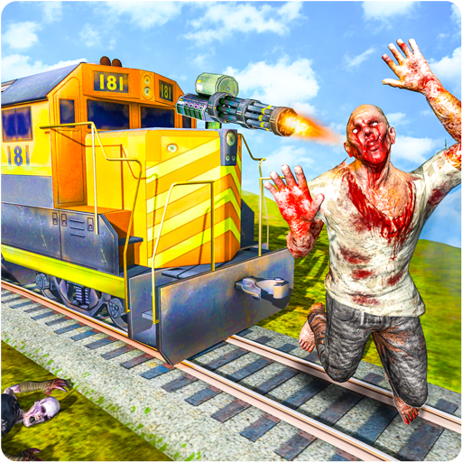 Zombie Survival:  Shooting Train Sniper Attack file APK for Gaming PC/PS3/PS4 Smart TV