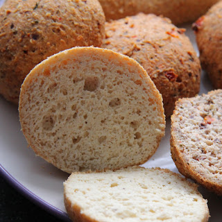 Amazing Bread Rolls..Grain Free, Gluten Free and Low Carb