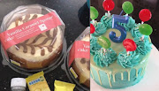 Zaynab Paruk turned two store-bought sponge cakes into a dream birthday cake for a little boy.