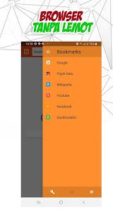 Download Kojop Browser Plus - Anti Blokir For PC Windows and Mac apk screenshot 4