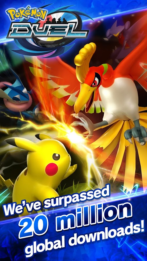 Pokémon Duel- screenshot