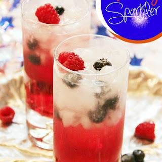 Berry Sparkler.