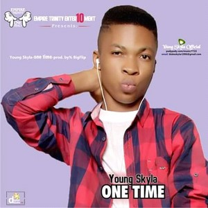 Cover Art for song All Time_mastered