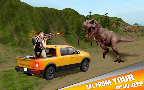 Animal Hunting:Jeep Drive Simulator- screenshot thumbnail