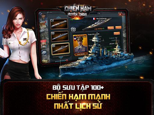 Chiu1ebfn Hu1ea1m Huyu1ec1n Thou1ea1i - Chien Ham 1.0.11 screenshots 12