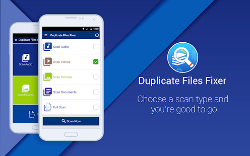Duplicate Files Fixer Screenshot