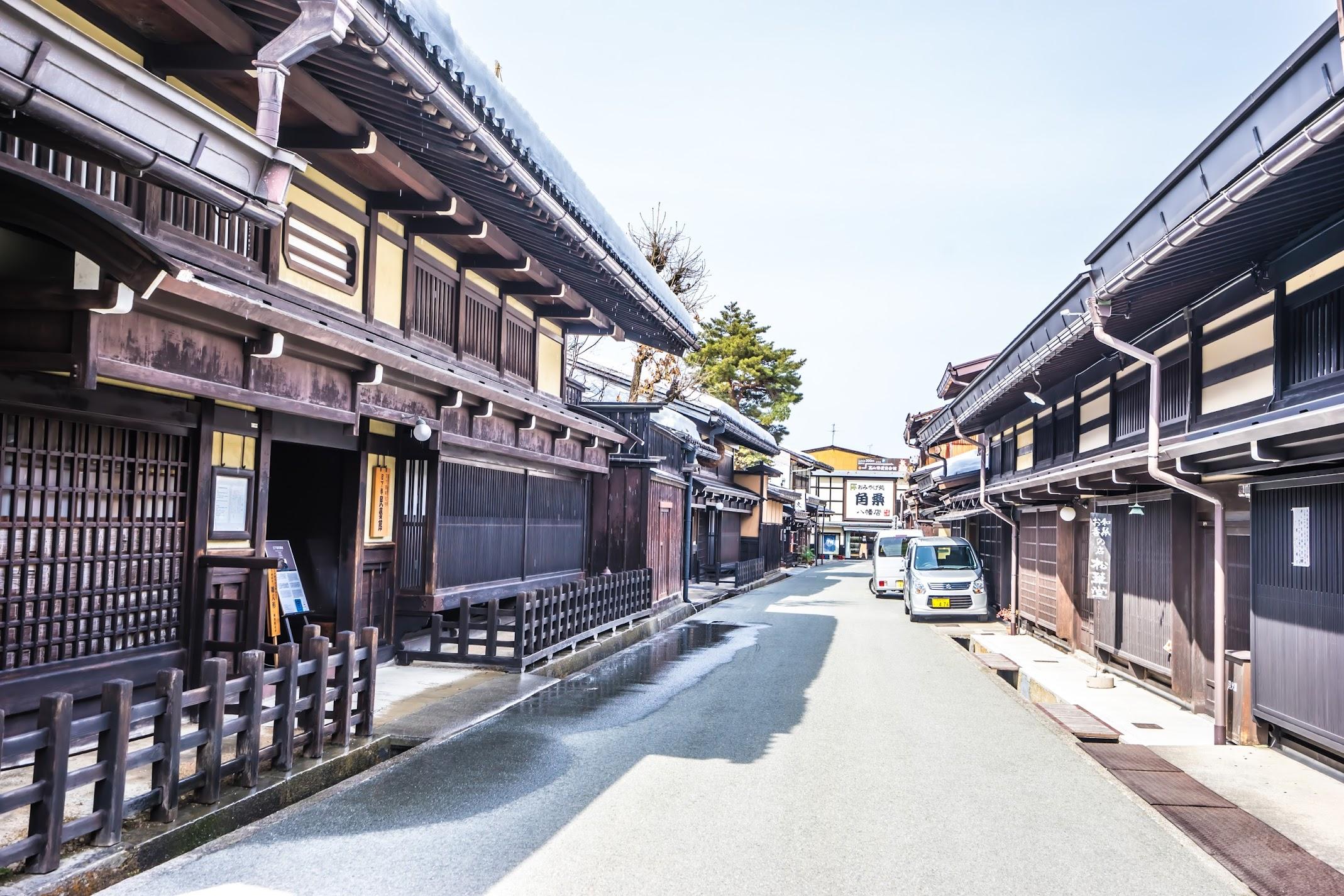 Hida Takayama Yoshijima Heritage House and Kusakabe Folk Museum