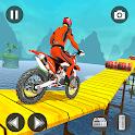 Impossible Bike Stunts icon