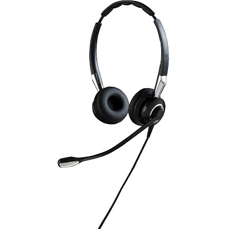 Headset Jabra BIZ 2400 ll Duo