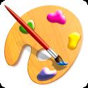 Pintar: lindo juego para niños icon
