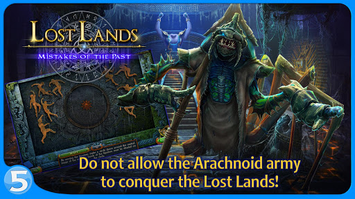Lost Lands: Mistakes of the Past (Full) - screenshot