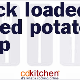 Baked Potato Soup With Hash Browns Recipes