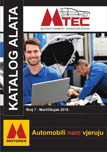 Motorex Katalog Alata
