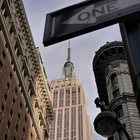 NY by Rosita Ramner - Buildings & Architecture Architectural Detail