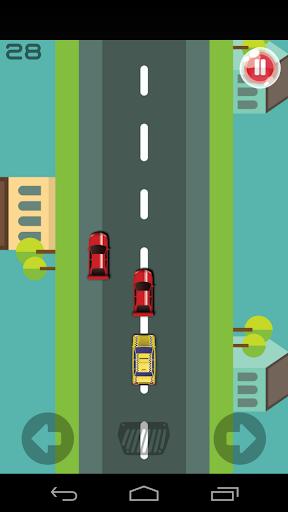 Taxi Car Traffic Racer