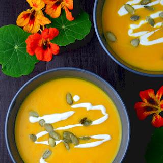 Low Calorie Pumpkin Soup Recipe – 100 Calories
