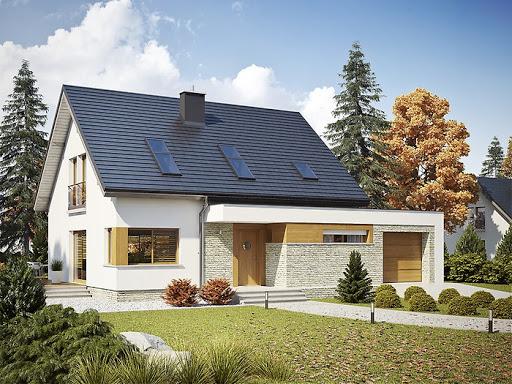 projekt Santiago G1 Energo Plus