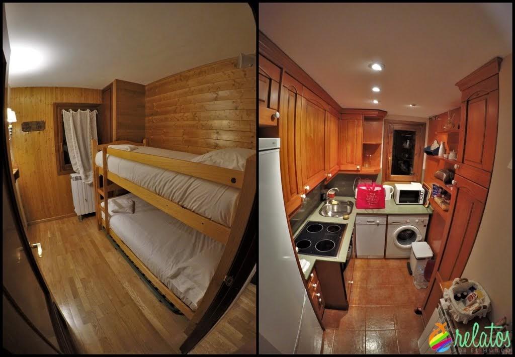 Alojamiento Airbnb Cerler 2
