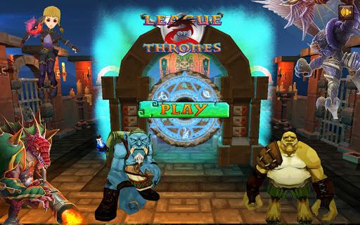 League of Thrones - MMORPG RPG
