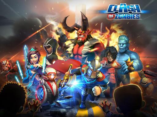 玩策略App|末世衝突:超級英雄大戰殭屍免費|APP試玩