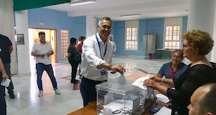 Martínez Pascual seguirá siendo el alcalde olulense.
