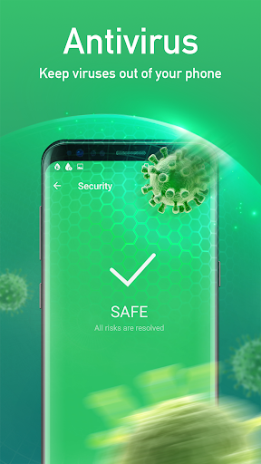 Virus Cleaner: Antivirus, Cleaner(MAX Security) 1.2.3 screenshots 1
