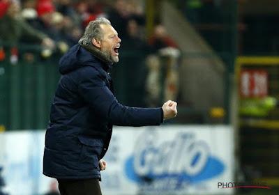 """Preud'homme : """"Les joueurs ont su déjouer le plan de Lokeren"""""""