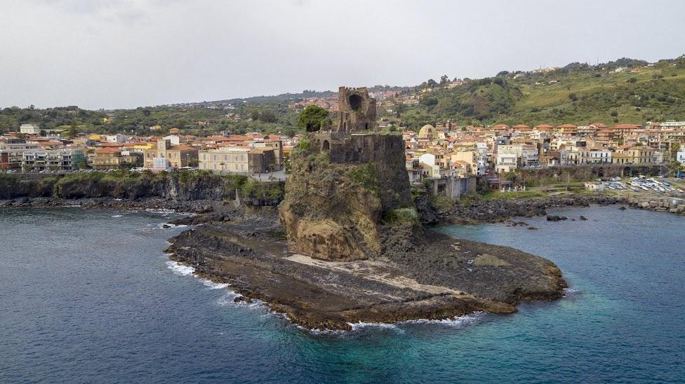 Aci Castello, Sycylia, Włochy