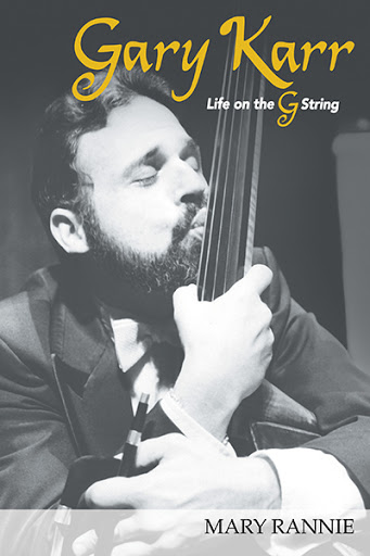Gary Karr: Life on the G String cover