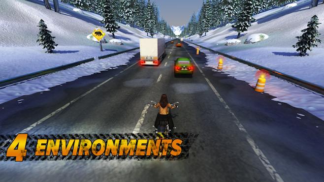 Highway Rider v1.8.1