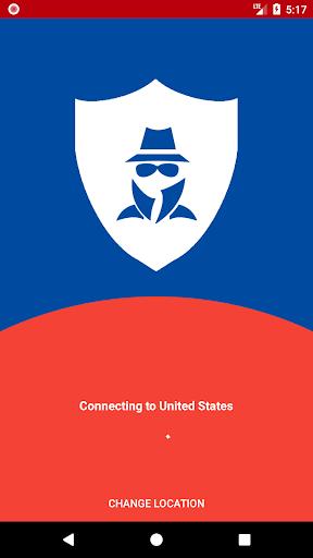 Hide VPN - Hotspot Shield - Free VPN screenshot