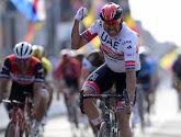 Alexander Kristoff dompte Gand-Wevelgem, un Belge sur le podium