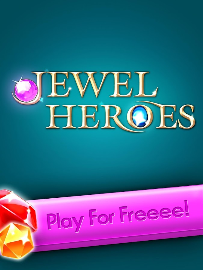 Jewel Heroes - Match Diamonds- screenshot