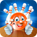 3D Bowling Pro -best free & realistic Ten Pin game icon