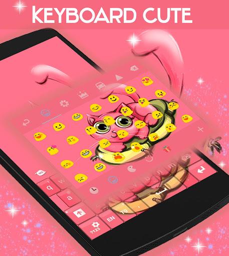 無料个人化Appのかわいい猫のキーボード|記事Game