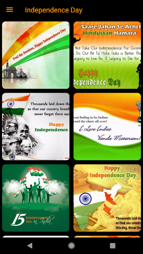 Independence Day 2019: Wishes, Quotes & Status screenshot 2