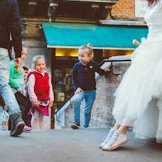 Wedding photographer Olga Mufel (olgamufel). Photo of 24.01.2018