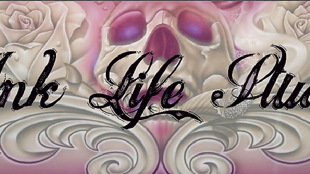 Ink Life Studio Tattoo Shop In Lexington