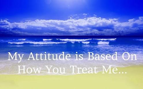 Bad Attitude Status - náhled