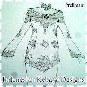 Indonesian Kebaya Designs icon