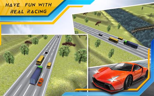 Heavy Traffic Racing 3D apktram screenshots 4