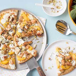 Pistachio Pizza Recipes.
