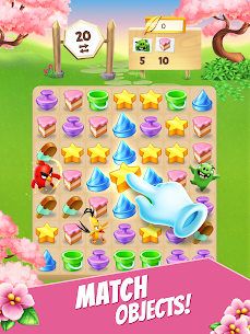Angry Birds Match – Casual Puzzle Game 10